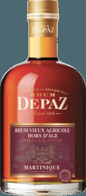 Depaz Port Cask Finish 9-Year rum