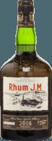 Rhum JM 2006 10-Year rum