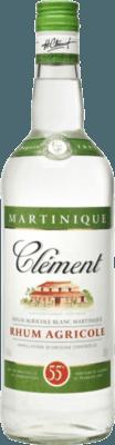 Clement Blanc 55 rum