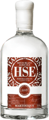 HSE 2016 Parcellaire # 1 Canne d'Or rum