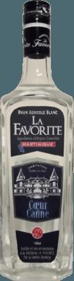 La Favorite Coeur de Canne Blanc 55 rum