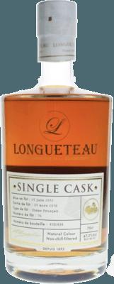 Longueteau 2012 Single Cask 5-Year rum