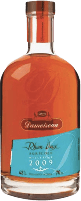 Damoiseau 2009 7-Year rum