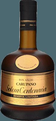 Carupano Solera Centenaria 21-Year rum