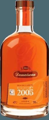 Damoiseau 2005 rum