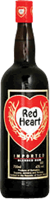 Red Heart Blended rum
