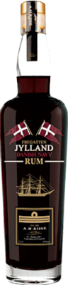 A. H. Riise Fregatten Jylland rum