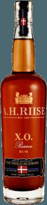 A. H. Riise Thin Blue Line Denmark rum