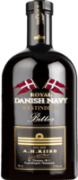 A. H. Riise Royal Danish Navy Westindian Bitter rum
