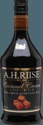 A. H. Riise Caramel Cream rum