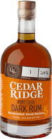Cedar Ridge Dark Port Cask 4-Year rum