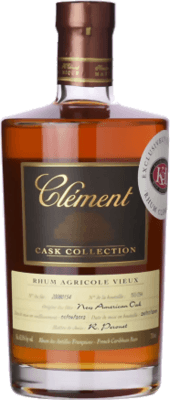 Clement Cask Collection New American Oak 4-Year rum