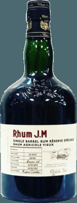 Rhum JM Single Barrel Reserve Speciale rum
