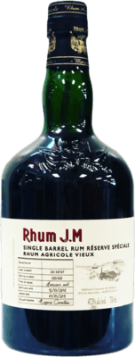 Rhum JM Single Barrel Reserve Speciale 3-Year rum