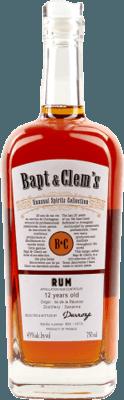 Bapt & Clem's 12-Year rum