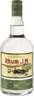 Rhum JM Blanc 50 rum