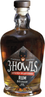3 Howls Spiced Flavored rum