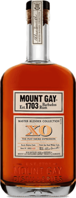 Mount Gay XO The Peat Smoke Expression rum