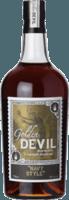 Golden Devil Navy Style rum