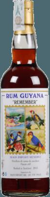 """Moon Import Guyana """"Remember"""" rum"""