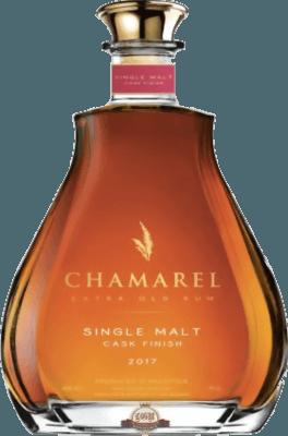 Chamarel 2017 Single Malt Finish rum