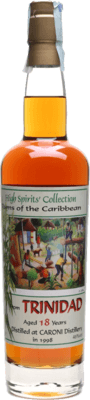 Caroni 1998 Trinidad High Spirits 18-Year rum