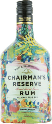 Chairman's Original Gold Ltd.Ed. by Llewellyn Xavier 5-Year rum