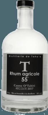 T 55° 2017 rum