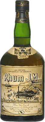 Rhum JM 1997 rum