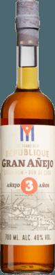 The Brand New Republique Gran Anejo 3-Year rum