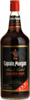 Captain Morgan Black Label Overproof rum