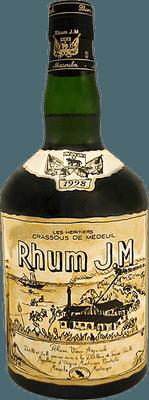 Rhum JM 1998 rum