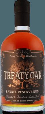 Treaty Oak Barrel Reserve rum