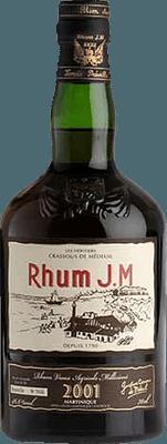 Rhum JM 2001 rum