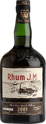 Rhum JM 2001 9-Year rum