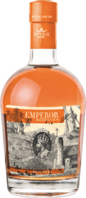 Emperor Royal Spiced rum