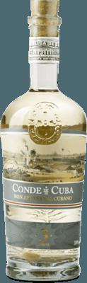 Conde de Cuba 3-Year rum