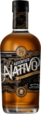 Autentico Nativo 20-Year rum