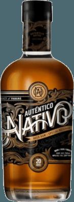 Autentico Nativo 20-Year rum