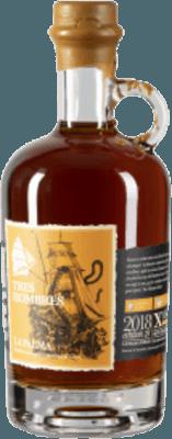 Tres Hombres 2018 La Palma 10-Year rum