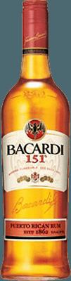 Bacardi 151 rum