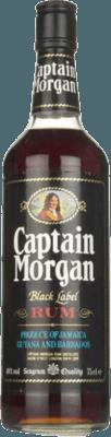 Medium captain morgan black label