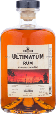 Ultimatum Travellers Belize 11-Year rum