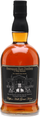 Foursquare Clifton Hall Great House rum