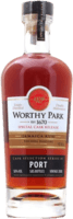 Worthy Park 2008 Special Cask Series Port Finish 10-Year rum