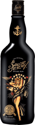 Sailor Jerry Limited Edition rum