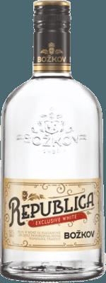 Bozkov Republica Exclusive White rum