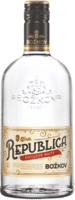 Bozkov Republica Exclusive White rum