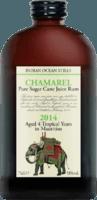 Velier 2014 Indian Ocean Stills Chamarel Rhum 4-Year rum