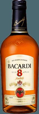 Bacardi 8 rum